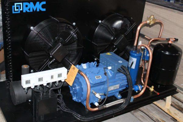 Компрессорно-конденсаторный агрегат RMC UC-HGX34e.315-4S-MZGS -AC35. Вид 1