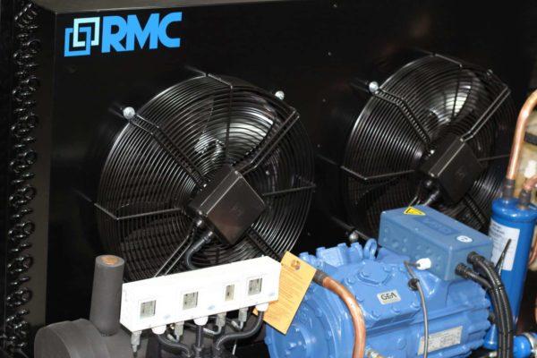 Компрессорно-конденсаторный агрегат RMC UC-HGX34e.315-4S-MZGS -AC35. Вид 2